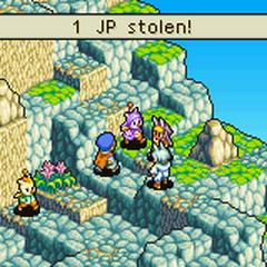 Steal: JP.