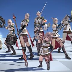 Lightning costumes in <i><a href=