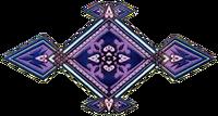Герб Эблана в DS-версии.