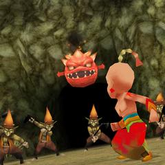 Yang ambushed, as shown (DS).