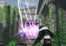 Ultimecia transfers power
