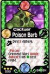 PoisonBarb