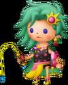 Rydia dans Theatrhythm Final Fantasy