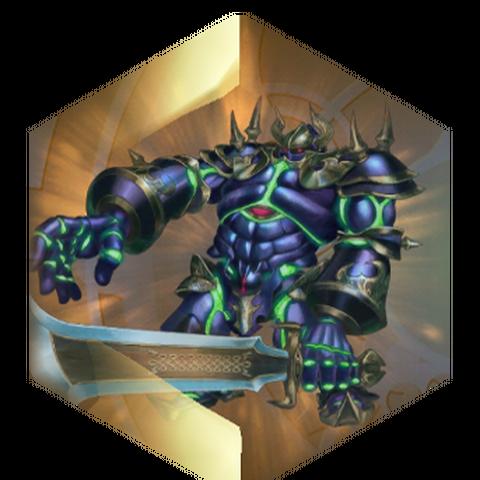 Iron Giant (Rank 4).