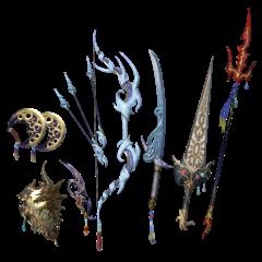 Bartz's Weapon Pack III.