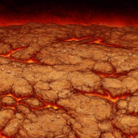 The Underworld's battle background (PSP).