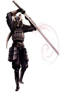XI Samurai Artwork