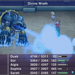 Divine Wrath in <i><a href=
