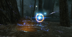 FFXIV Snap Punch