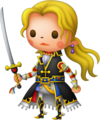 Faris dans Theatrhythm Final Fantasy