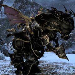 A Magitek Armor in <i><a href=