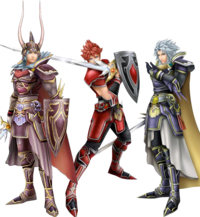 WarriorDissidiaAlts