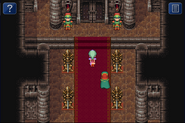 FFVI Figaro Castle upper floor iOS