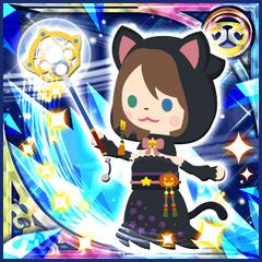 Diamond Dust (Black Cat) (UR+)