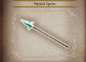 Bravely Default Mythril Spear