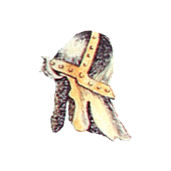Official art of Bronze Helm from <i><a href=