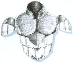 FFVI Iron Armor Artwork