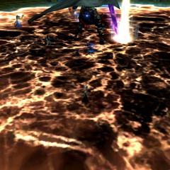 King Thordan's Ancient Quaga in <i><a href=