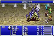 FFIV Zantetsuken EA