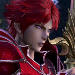 The Warrior as a 2nd form in <i>Dissidia Final Fantasy (2015)</i>.