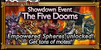 FFRK The Five Dooms Event