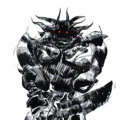 Iron Giant.