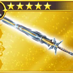 Platinum Sword in <i><a href=