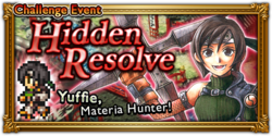 FFRK Hidden Resolve Event