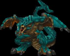 FF8 Blue Dragon