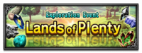 FFBE Event- Lands of Plenty