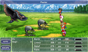 FFV iOS Battle