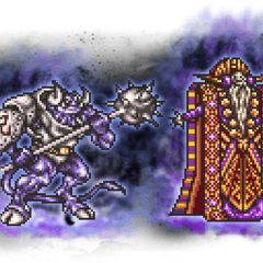 Ultimate Minotaur & Omniscient.