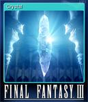 FFIII Steam Card Crystal.png