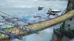 FFT0 Vermeil-Azure Bridge