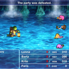 <i>Final Fantasy V</i> (<a href=