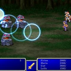 Holy III from <i>Final Fantasy</i> (iPod).