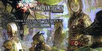 Final Fantasy XIV / Field Tracks