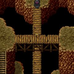 Underground Cavern Interior.