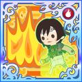 FFAB Fire Fang - Yuffie SSR+