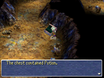 FFIII Altar Cave Potion