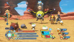 World of Final Fantasy Battle gameplay.jpg