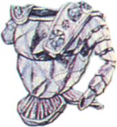 Diamond Armor FFII Art
