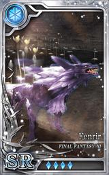 FF11 Fenrir SR I Artniks