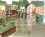 Timber Hotel FFVIII Art