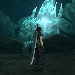 Emerald Weapon in <i>Crisis Core -Final Fantasy VII-</i>.