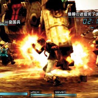 Explosive Fist (PSP).