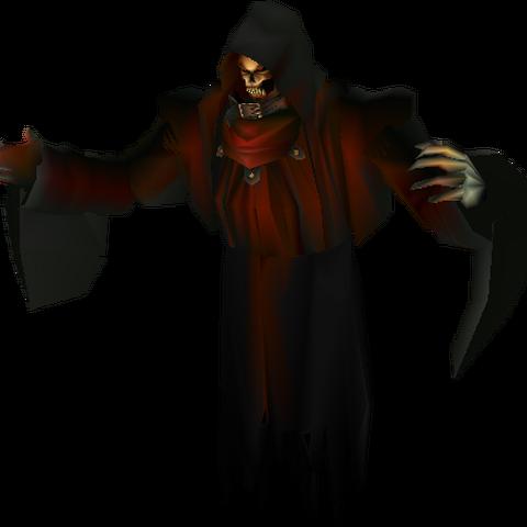 Model for Hades in <i>Final Fantasy VII</i>.