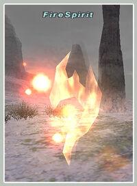 FFXI-FireElemental