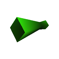Green M-Phone