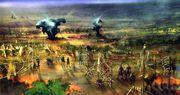 Giza plains